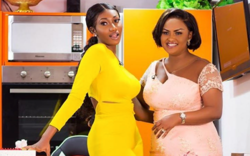 'Wendy Shay Is Very Beautiful But The Cameras Tell A Different Story' – Nana Ama Mcbrown