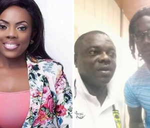 Screenshot: Nana Aba Anamoah Trolls Asante Kotoko; Says They've Signed a Dancehall Artiste Instead of a Footballer & Asante Kotoko FC Has Replied Her