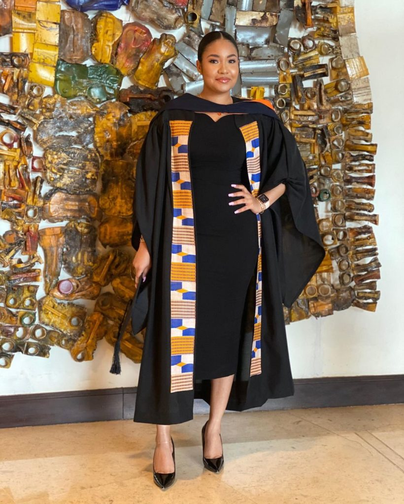 Flavour's Baby Mama, Anna Banner, Bags Degree From Wisconsin University